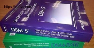 تغییرات در دی اس ام پنج DSM5