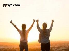 مشاوره و روانشناسی راز دوستی با آدمهای مثبت نگر