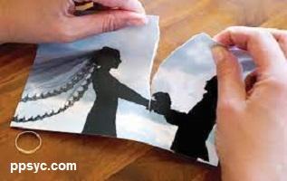 مشکلات طلاق
